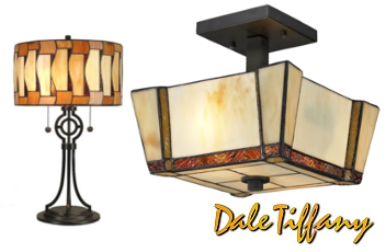 Buyer's Guides - Dale Tiffany