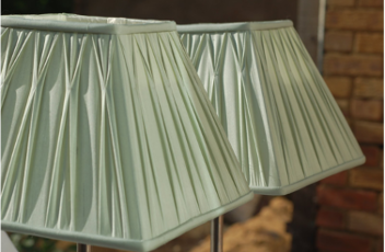Blog - Why Twist Pleat Lampshades?