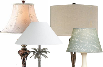 How-To's & Tips - Find the Perfect Lamp Shade Shape