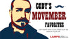 Lighting Galleries - Cody's Movember Favorites - Gifts for the Men in Your Life