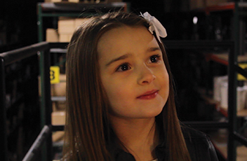 Blog - WATCH: Cute Little Girl in a Scary Warehouse... What Could Happen?