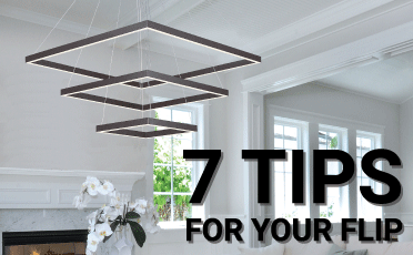 How-To's & Tips - 7 Lighting Tips to Keep Your Flip from Flopping