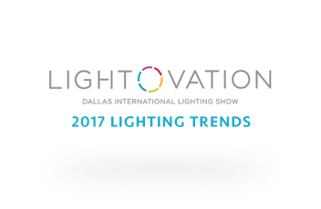 Blog - Lighting Trends for 2017