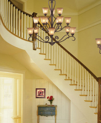 Lighting Galleries - Lawrenceville Collection