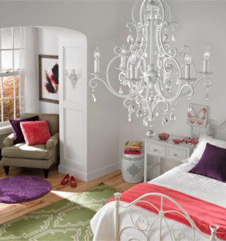 Lighting Galleries - Chateau Blanc Collection