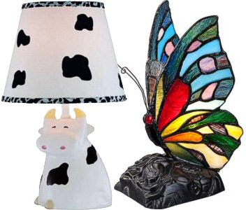 Get The Look - The most Awesome Animal Lamps for Animal Lovers