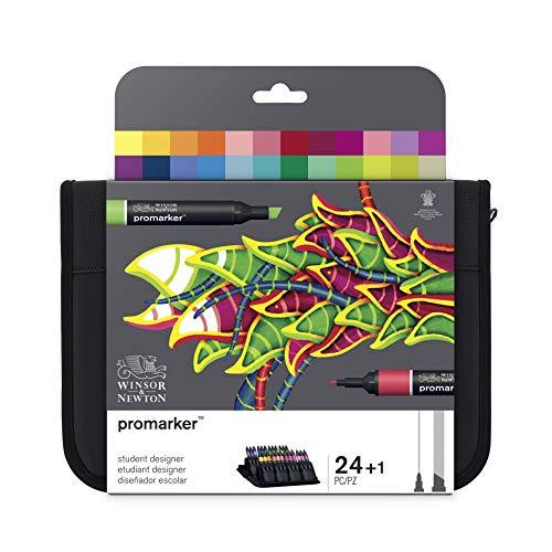 WINDSOR&NEWTON  VALIGETTA SET PROMARKER