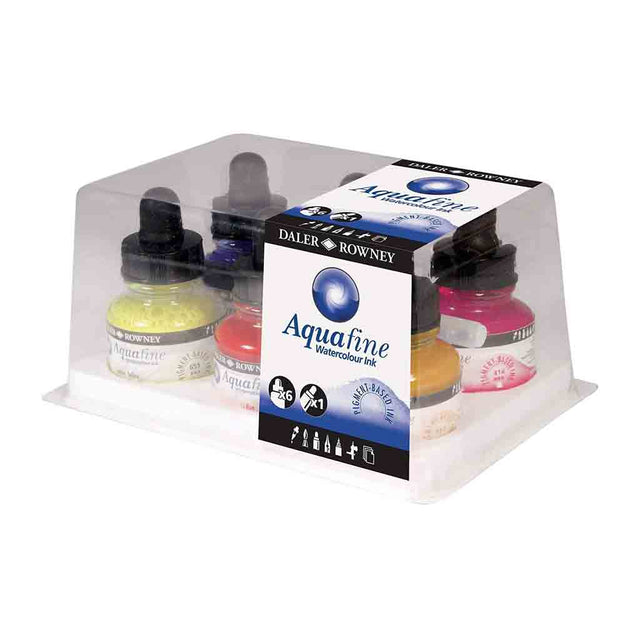 DALER ROWNEY Boxset Aquafine Water Color