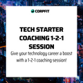 Tech Starter Coaching 1-2-1 Session
