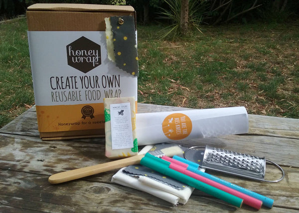 honey wrap making kit