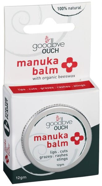 manuka balm - 80 uses in one small tin