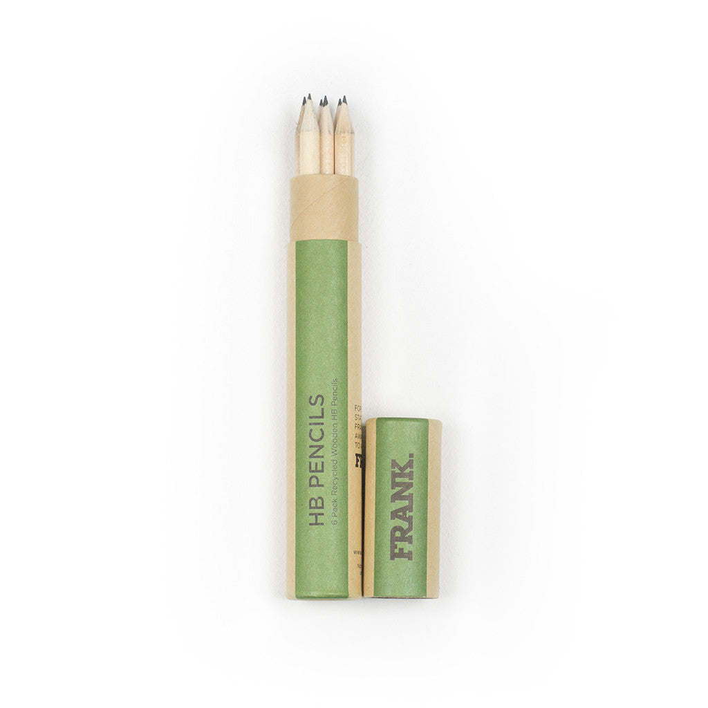 recycled hb pencils