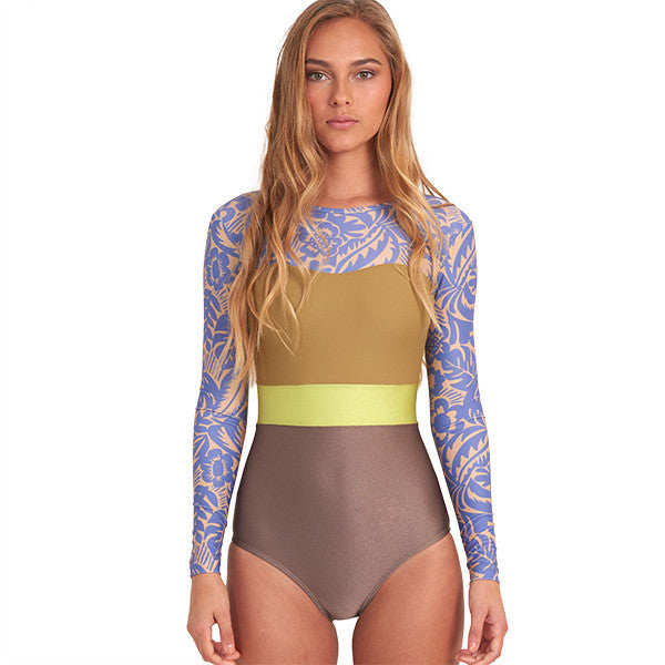 hermosa surf suit - dawn