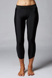 stone surf leggings black