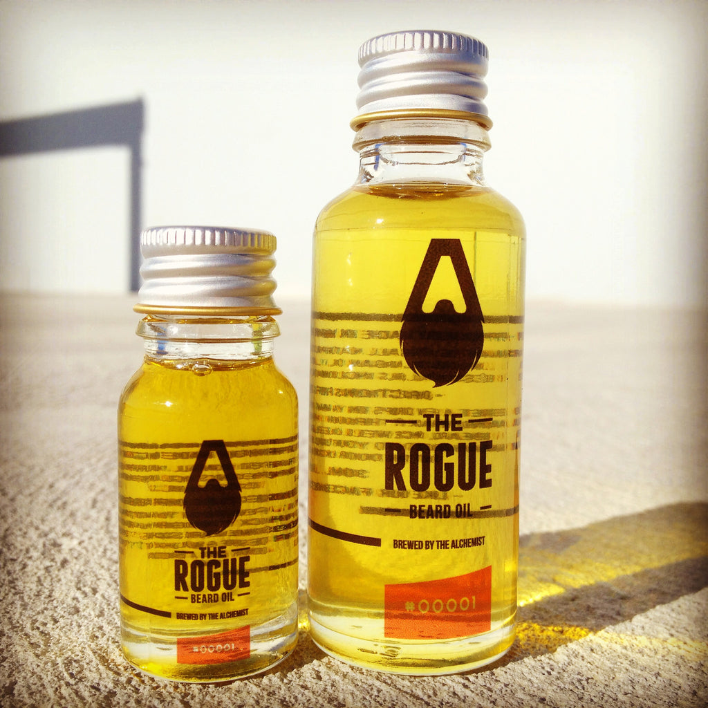 the rogue beard oil