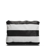 mid pouch - black stripe