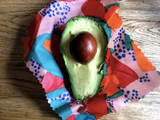 evie kemp honeywrap - natural reusable food wrap