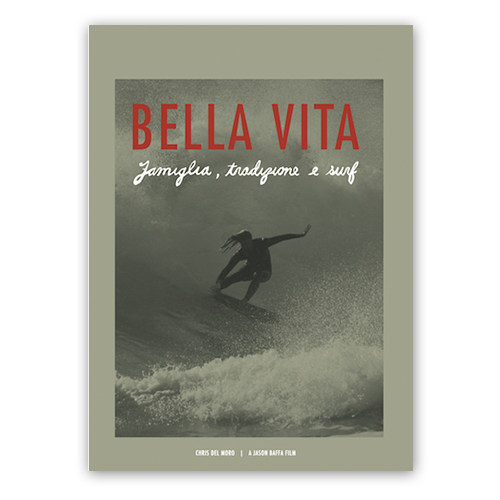 bella vita surf dvd