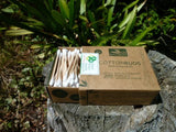 bamboo cotton buds - 100% biodegradable