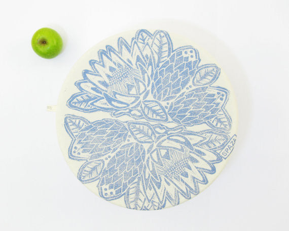 reusable dish cover - large
