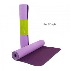 yoga mat - eco-friendly - stretch now