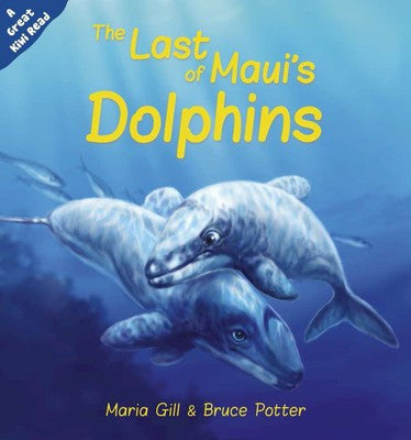 the last of the maui's dolphin