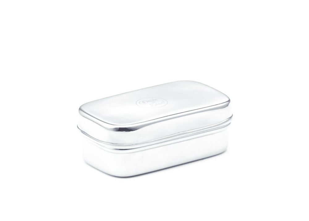 snack box - stainless steel