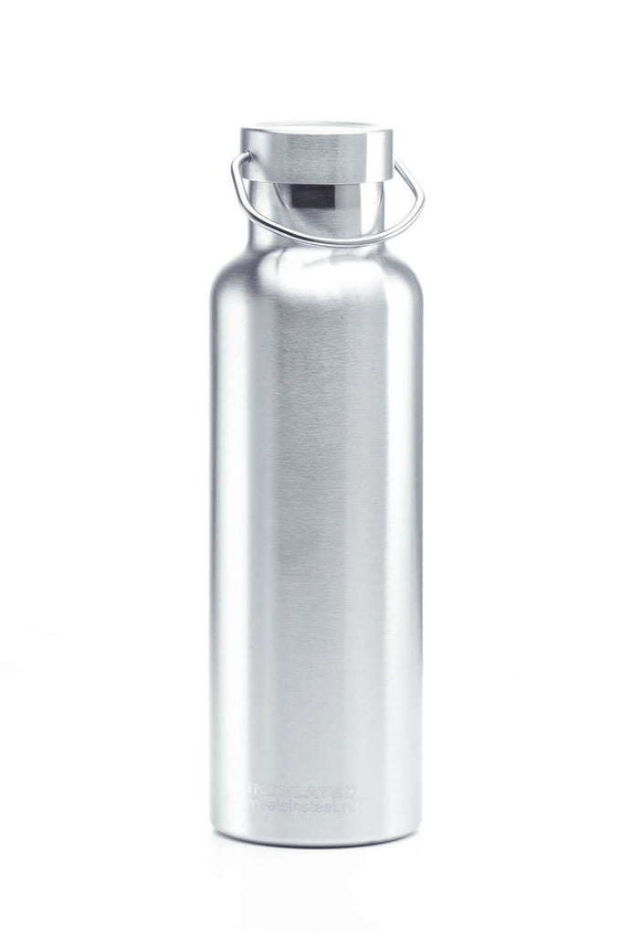 double wall insulated stainless steel water bottle 750ml
