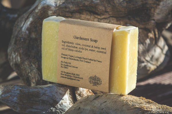 Gardeners soap - vegan