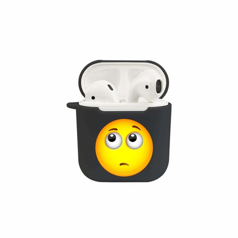 Soft TPU Airpod Protective Case - SMILEY16 - shop.livefree.co.uk