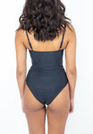 Olympia One-piece Swimsuit - black - shop.livefree.co.uk