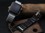 Ceramic Apple Watch Band - shop.livefree.co.uk