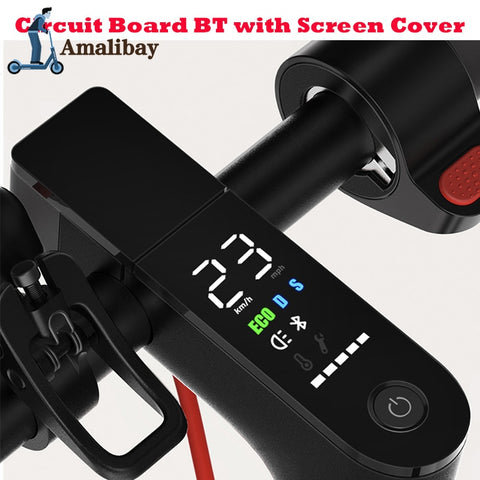 Electric Scooter Dashboard Display For Xiaomi M365 - shop.livefree.co.uk
