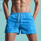 Aimpact Quick Dry Board Shorts for Men Summer Casual Active Sexy BeachSurf Swimi Shorts Man Athlete Gymi Home Hybird Trunks PF55 - shop.livefree.co.uk