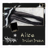 Alice's Broken Dream ~ Sweet White Lolita Tights Women's Summer Pantyhose - shop.livefree.co.uk
