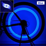 Waterproof Bicycle Wheel LED Lights - shop.livefree.co.uk