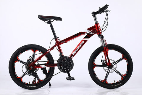 GISAEV Children's Mountain Bike - shop.livefree.co.uk