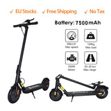 iScooter 8.5IN  Smart Folding Electric Scooter - shop.livefree.co.uk
