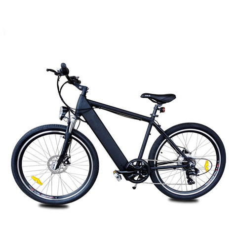 Electric Mountain Bike with Fat Tires - shop.livefree.co.uk
