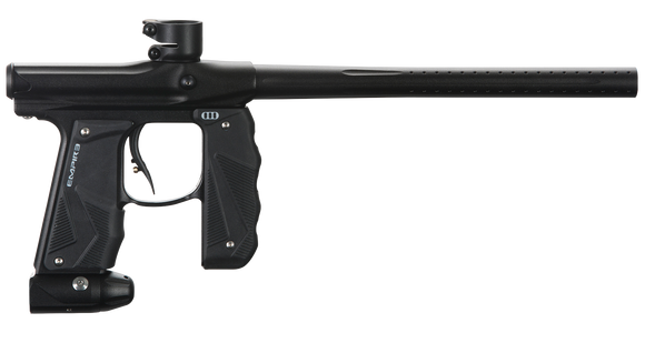 EMPIRE MINI GS PAINTBALL GUN - DUST BLACK/DUST BLACK