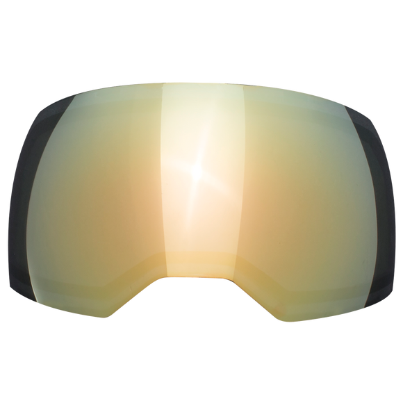 EMPIRE EVS MASK THERMAL LENS - GOLD MIRROR