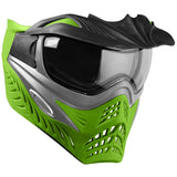 V-FORCE GRILL PAINTBALL MASK - Grey/Lime