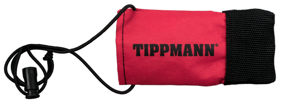 TIPPMANN BARREL BLOCKER - RED/BLACK