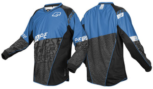 PLANET ECLIPSE FANTM PAINTBALL JERSEY - ICE