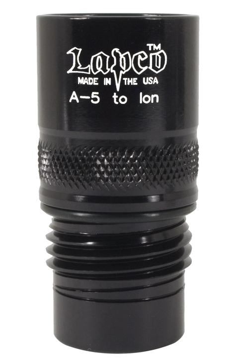 Lapco Barrel Adapter A5/X7 To Ion/Impulse Adapter
