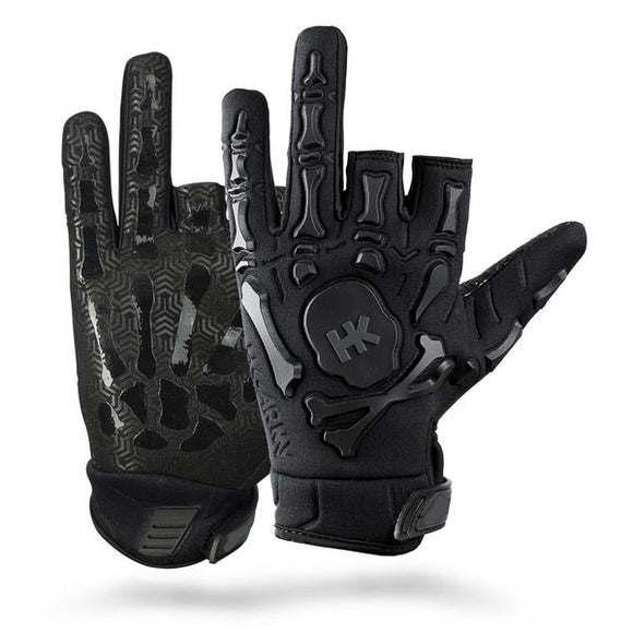 HK Army Bones Gloves- Black
