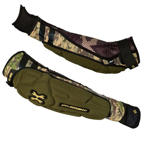 HK Army Crash Elbow Pads- Camo