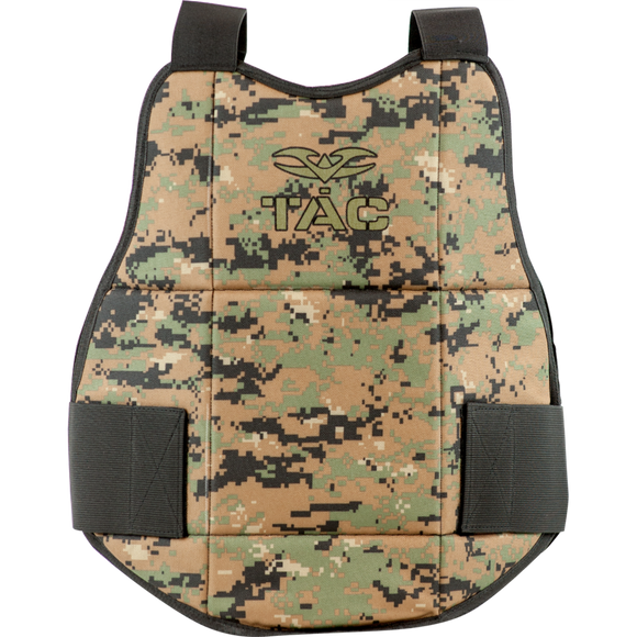 VALKEN V-TAC REVERSIBLE CHEST PROTECTOR - MARPAT/BLACK