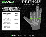 Exalt Death Grip Gloves- Half Finger- Black