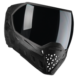 EMPIRE EVS PAINTBALL MASK W/ ADDITIONAL LENS - BLACK/BLACK